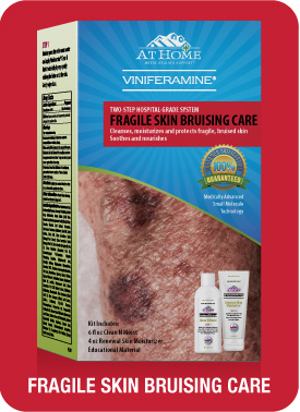 Fragile Skin Bruising Care