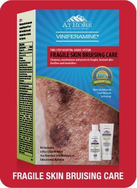 Fragile Skin Bruising Care